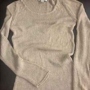 Banana Republic Cream knitted sweater !